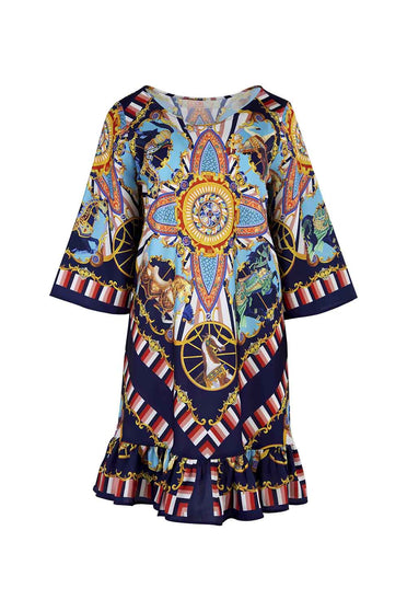 COOP POWER SHIFT DRESS