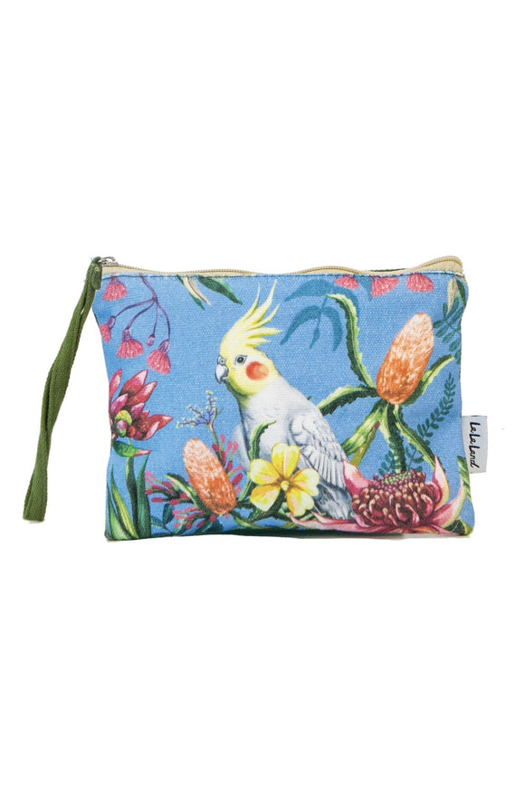 LA LA LAND FLORAL PARADISO COIN PURSE