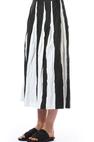 ANNETTE GORTZ BLAIR CHECK SKIRT