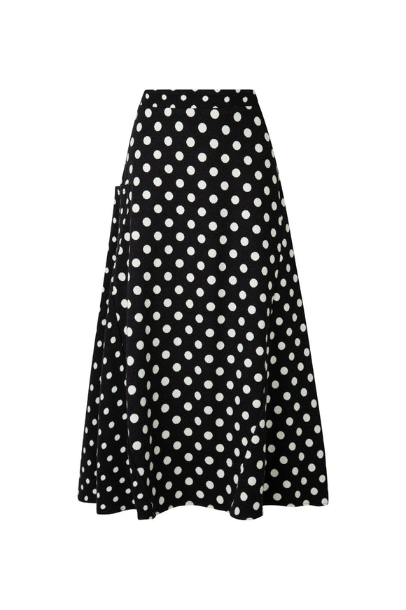 CURATE SKIRTING AROUND SKIRT BLACK SPOT