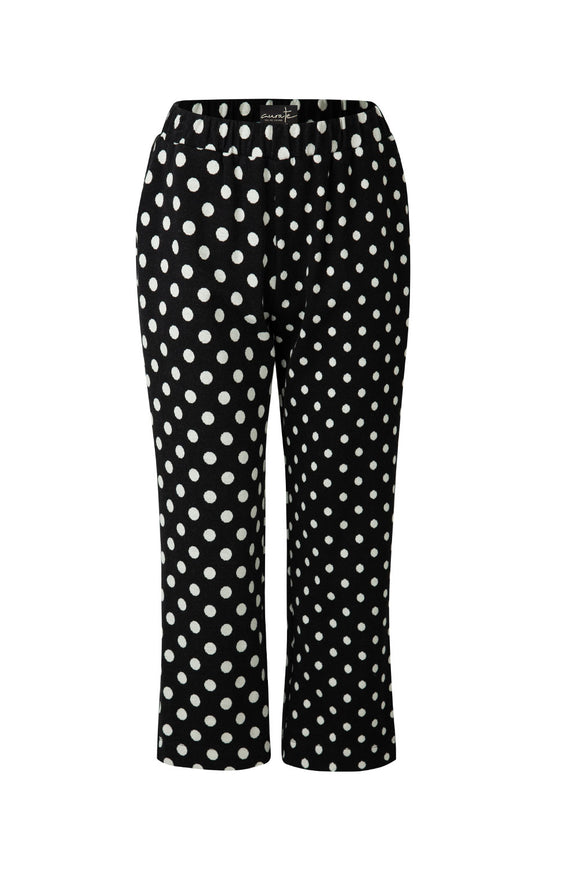 CURATE STAR TRACK PANT BLACK SPOT