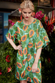 TRELISE COOPER- NICE TO SWEET YOU TUNIC (PAPAYA)