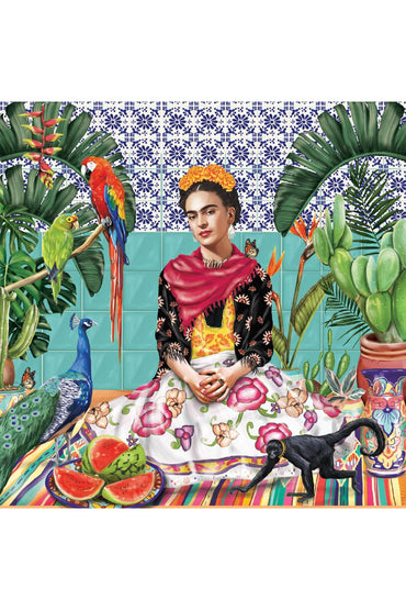 LA LA LAND GREETING CARD FRIDA'S PARADISE