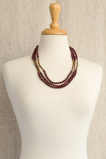 AFRIBEADS BWINDI 1 NECKLACE