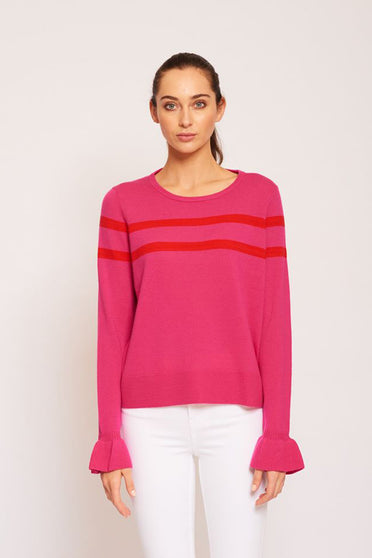 ALESSANDRA- KNOCKOUT SWEATER