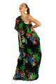 BONITA THE BLACK SALSA KAFTAN