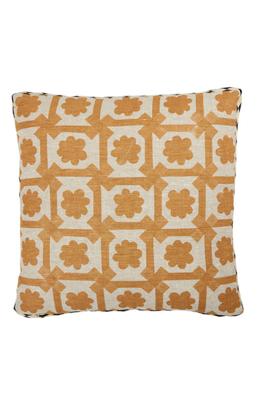 BONNIE & NEIL C2108 ASTER WHEAT 50x50cm CUSHION