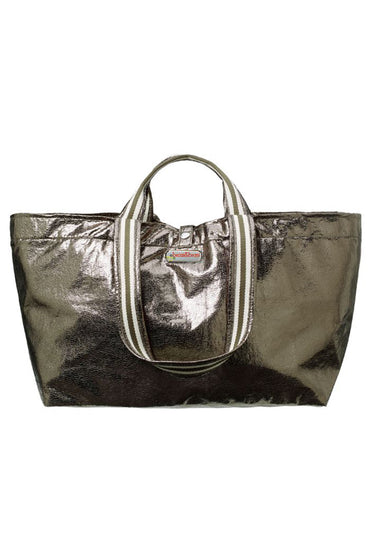 BRASI & BRASI HALF STRIP XL BAG OLIVE