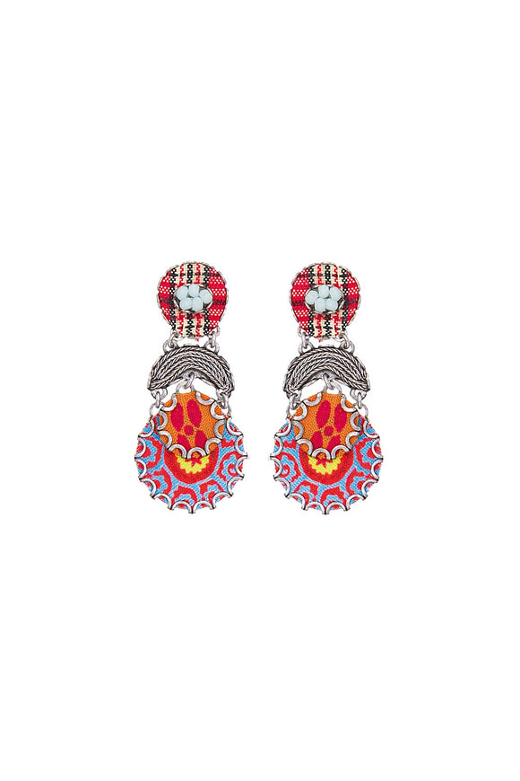 AYALA BAR MAGIC ROUNDER EARRINGS