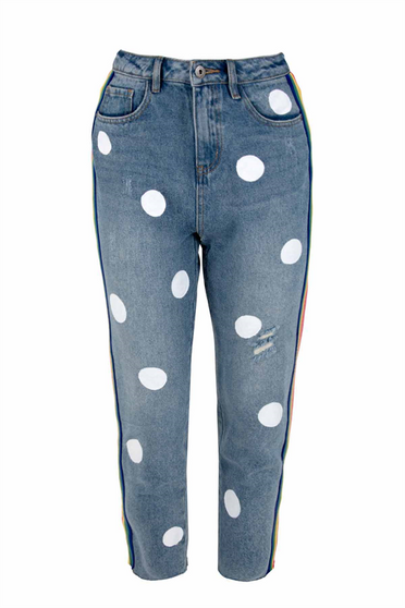 COOPER JOIN THE SPOTS JEANS