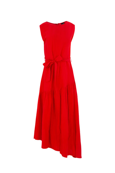 CURATE SPRING SWEETIE DRESS RED