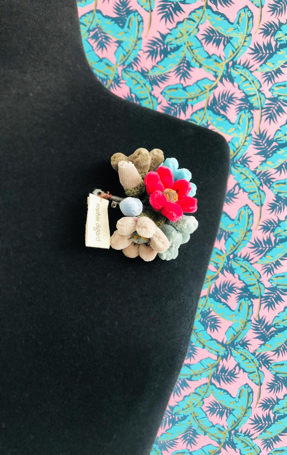 SOPHIE DIGARD JONQUILLE BROOCH