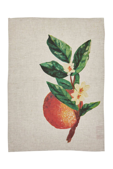 BONNIE & NEIL TEA TOWEL SEVILLE MULTI