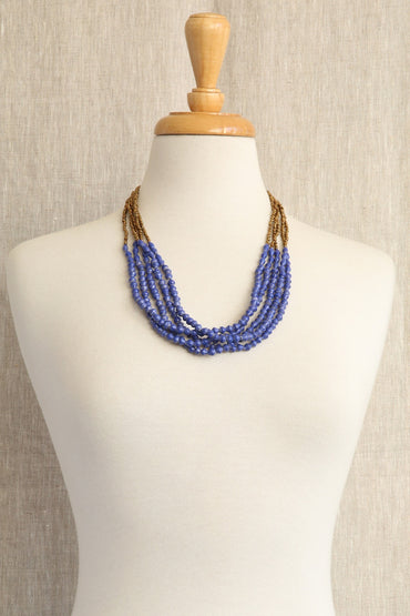 AFRIBEADS BWINDI 3 NECKLACE