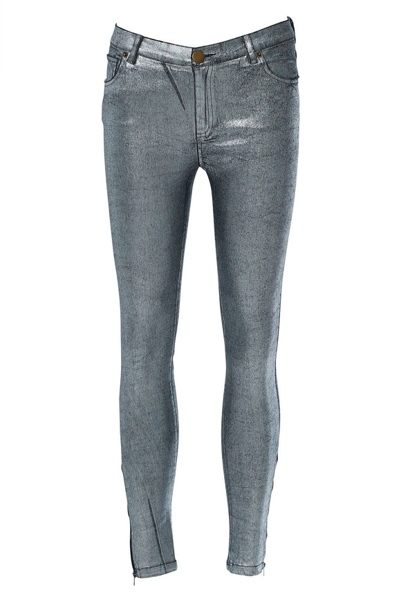 COOPER BEHIND THE JEANS JEAN SILVER