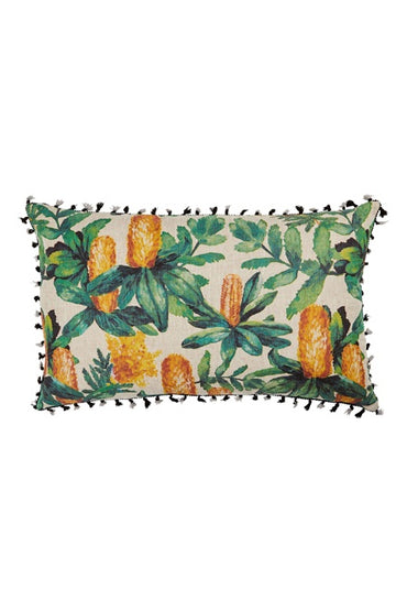 BONNIE & NEIL FC218 BANKSIA MULTI 75x45cm CUSHION
