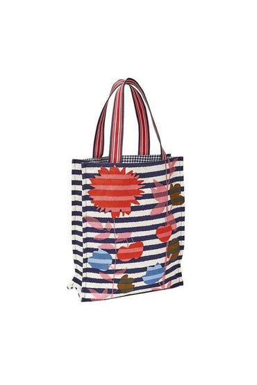 INOUITOOSH AOUT STREET SHOPPER BAG RED