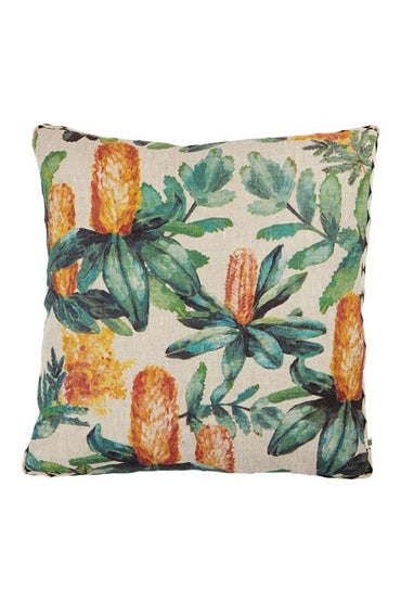 BONNIE & NEIL C2109 BANKSIA MULTI 50x50cm CUSHION