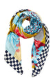 INOUITOOSH MEMPHIS SCARF - GOLDEN BROWN