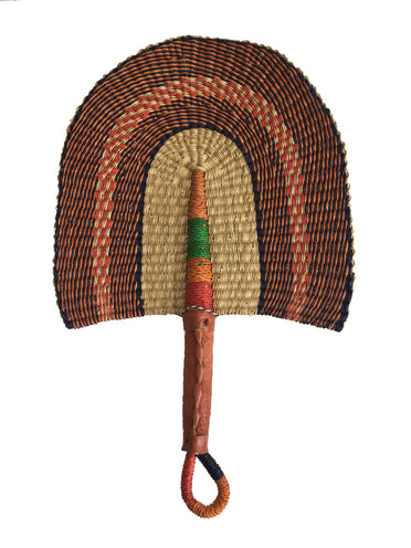 INSIDE AFRICA ELEPHANT GRASS FAN