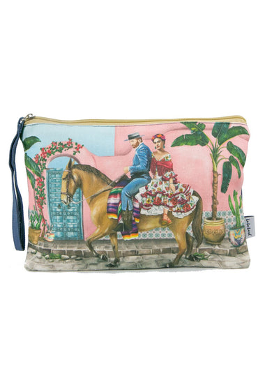 FRIDA'S PARADISE VOL. 2 CLUTCH PURSE