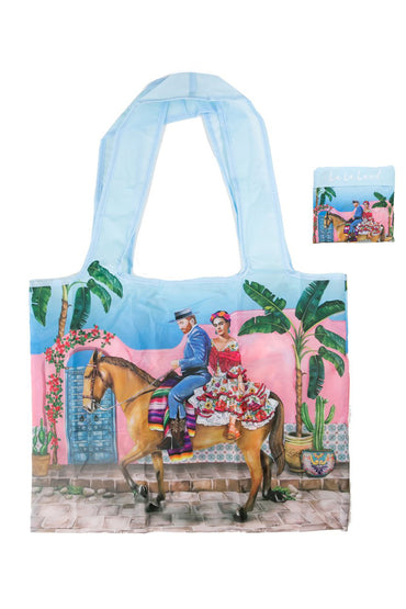 FRIDA'S PARADISE VOL. 2 FOLDABLE SHOPPER