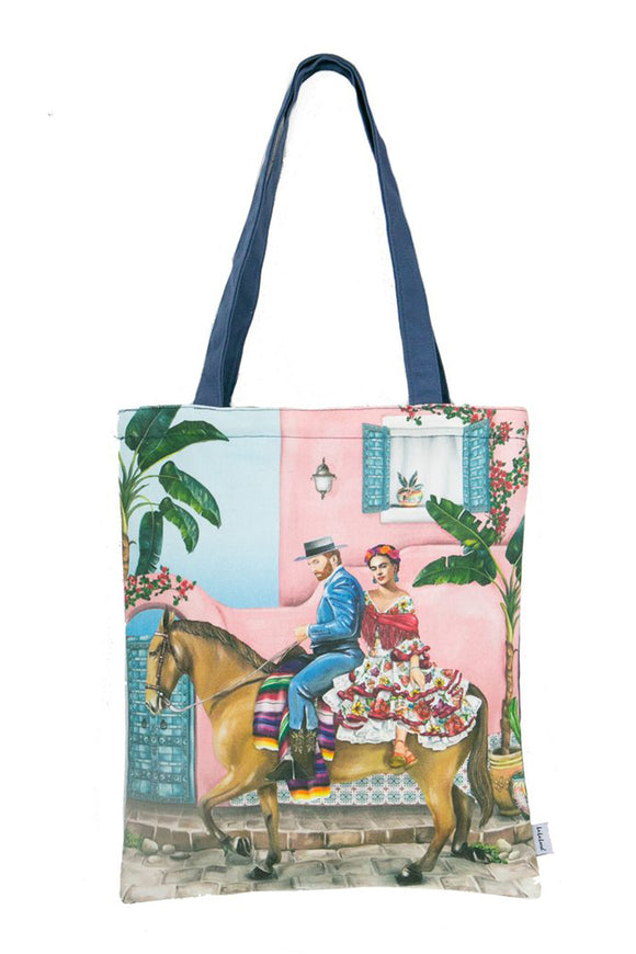 FRIDA'S PARADISE VOL. 2 TOTE BAG