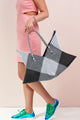 LANGDON COSMO TOTE VARIOUS COLOURS