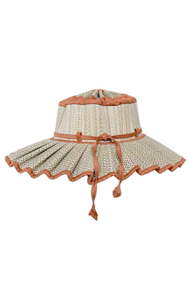 LORNA MURRAY ADULT VIENNA HAT - COCONUT GROVE
