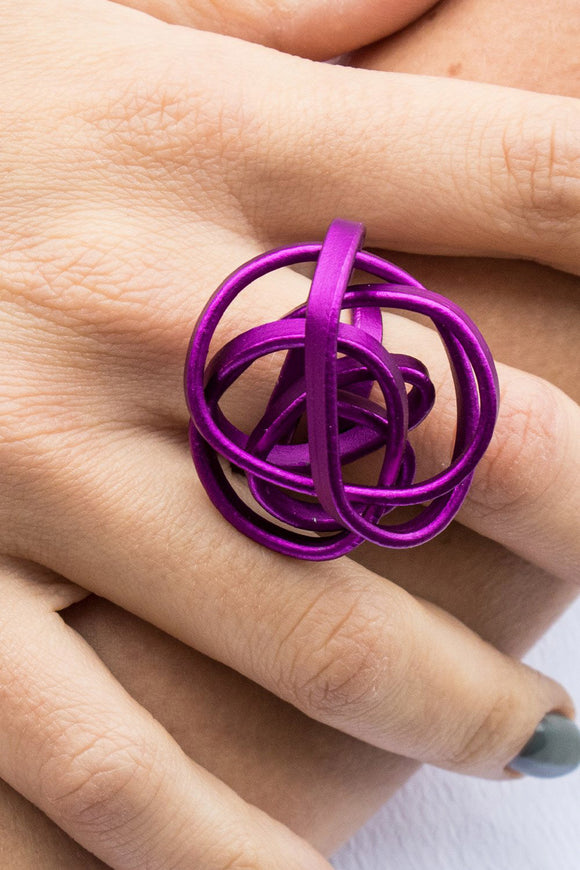 MONICA KREXA SCRUNCH RING VARIOUS