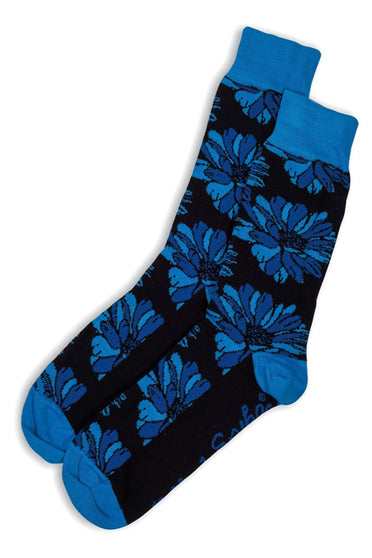 OTTO & SPIKE CHRYSANTHEMUM SOCKS