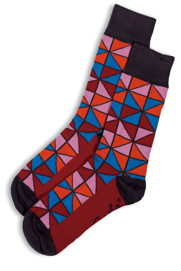 OTTO & SPIKE TIFFANY SOCKS