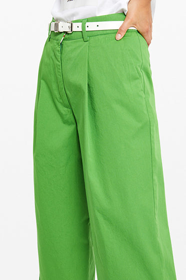 ottodame-DP8559-green-pleated-pant