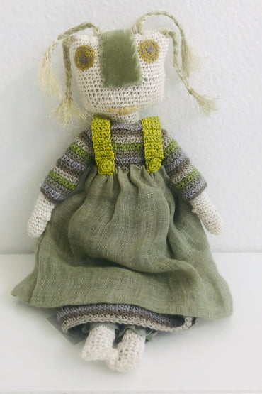"SOPHIE DIGARD ""LADY WEEDS"" DOLL"