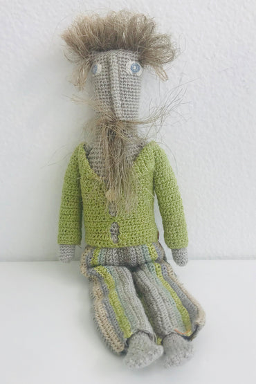 "SOPHIE DIGARD ""SIR WEEDS"" DOLL"