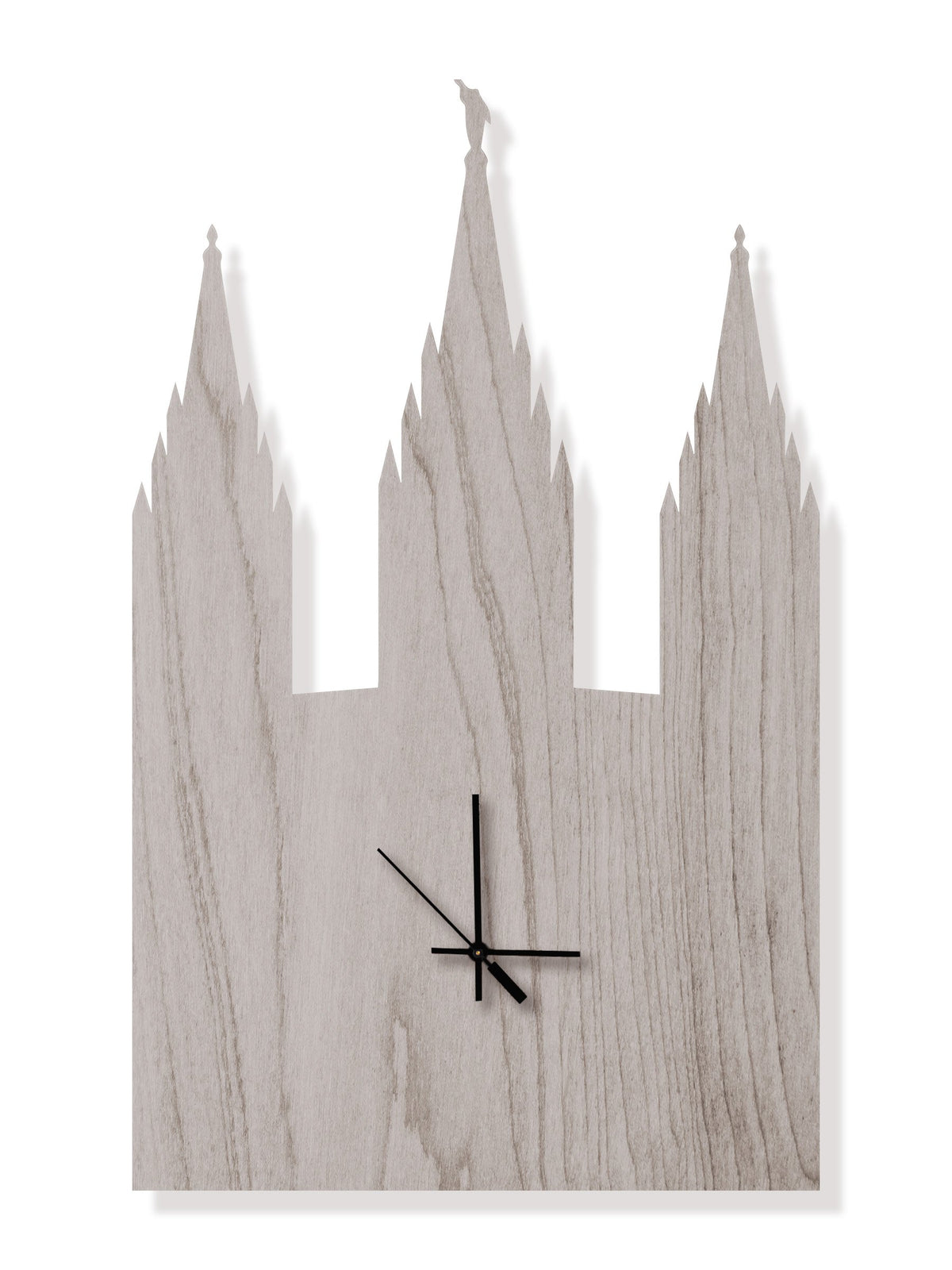 Salt Lake City Temple Wooden Clock   LDS Home Decor and Gift – Our ...