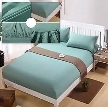 ... 6 Piece Luxury Soft 100% Bamboo Bed Sheet Set In 12 Colors ...