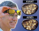 New Innovative Device Helps Reduce The Risk Of Road Accidents!! Night Vision HD Glasses.
