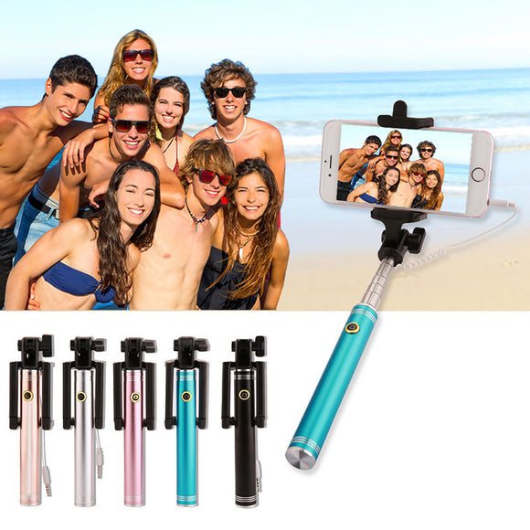 HIGH QUALITY NEW EXTENDABLE SELFIE STICKS - Hottest Item Of The Year!