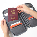 Multi Functional Travel Wallet