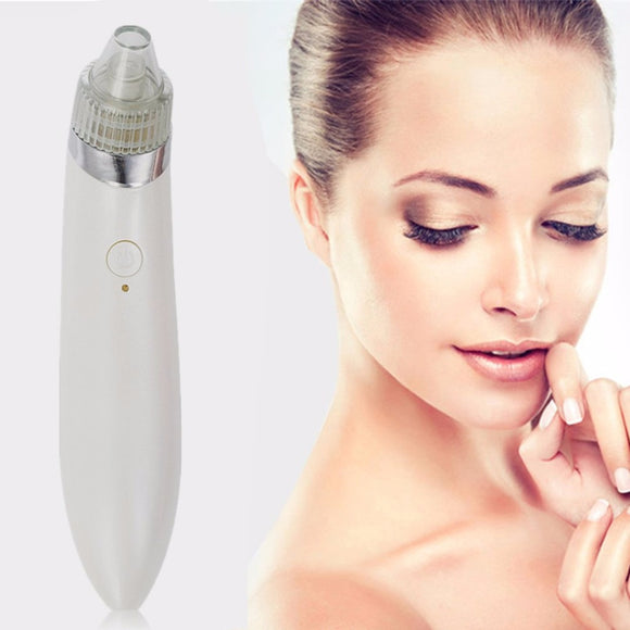 Salon And Spa Quality Portable Ultrasonic Vibration XN-8030 Electric Blackheads Suction Remover