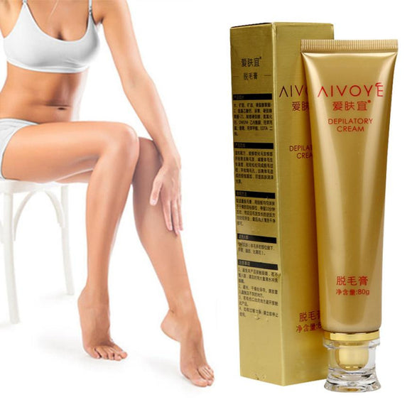 INSTANT HAIR REMOVAL CREAM - 50% OFF TODAY!