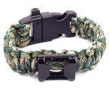 4 in 1 Emergency Survival Bracelet