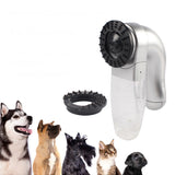Pet Vacuum Cleaner/Grooming Tool - SAVE 50% TODAY