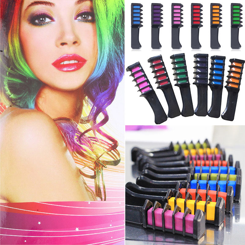 Hair Color Chalk Comb Greatpricele