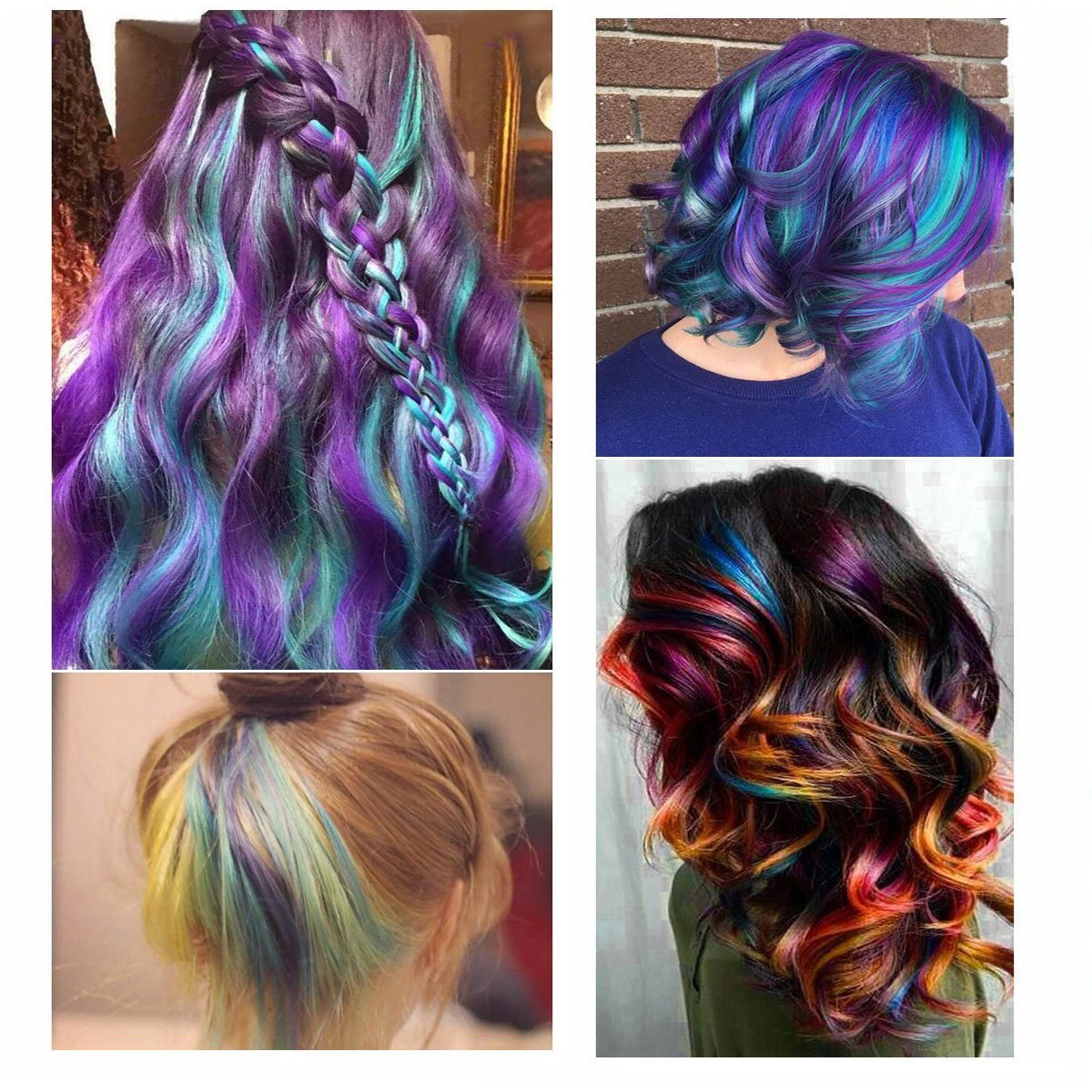 Hair Color Chalk Comb – GreatPrice.Sale