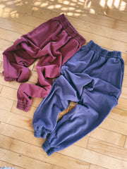 TAKEOFF TEDDY PANT // SPICED ROSE