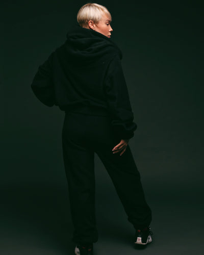TEDDY 24 PANTS // BLACK