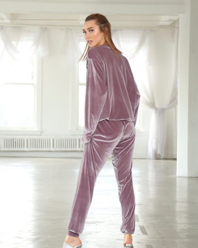 ANGELFACE LEISURE SUIT // FROZEN GRAPES