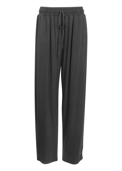 THE DRAWSTRING PANT // VERY BLACK